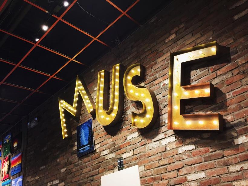 Muse Paintbar, Patriot Place